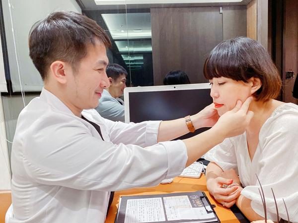 劉永麟醫師看診過程